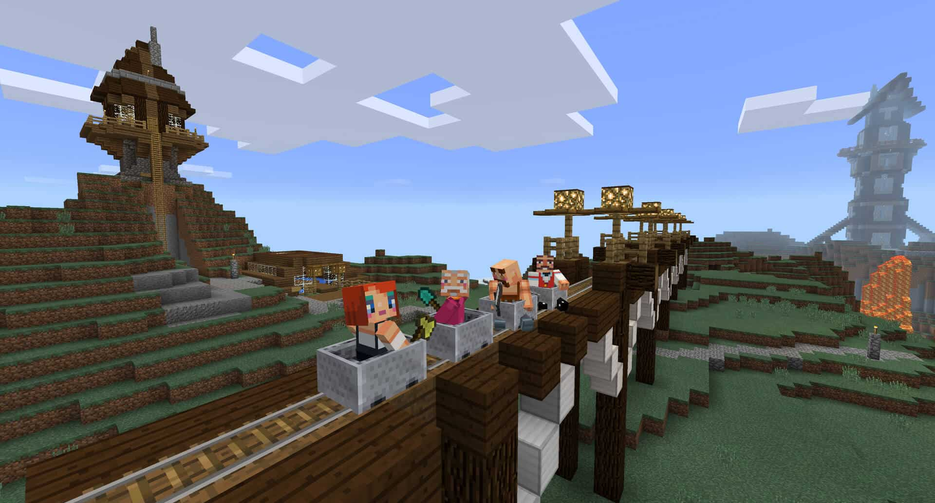 Minecraft PC Jeux télécharger gratuit
