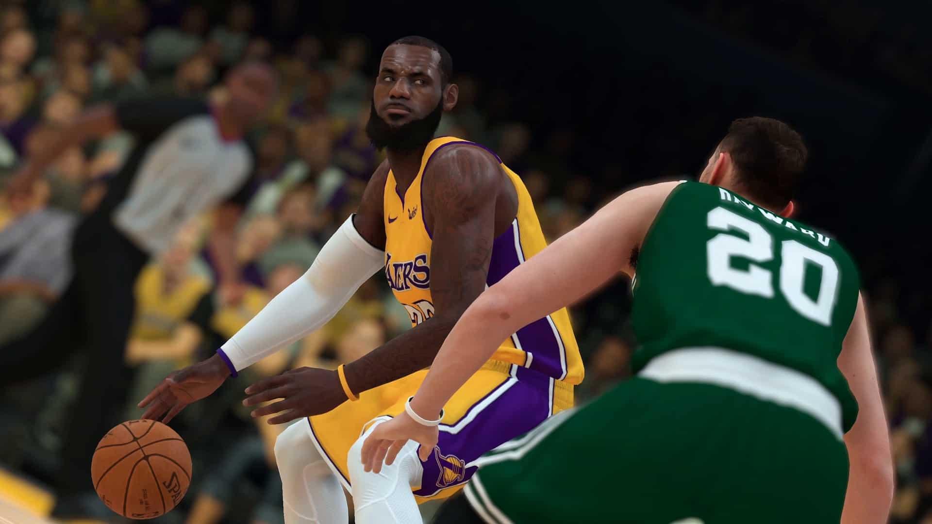 NBA 2K19 télécharger jeu ou gratuit