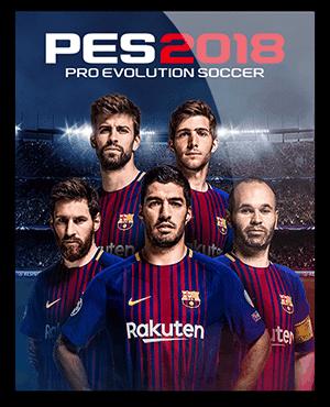 PES 2018 télécharger et gratuit jeu pc