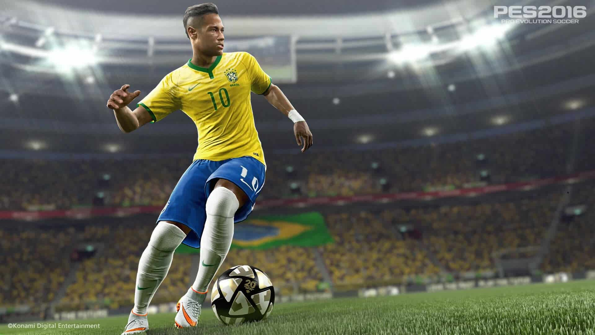 Pro Evolution Soccer 2016 Telecharger PC gratuit