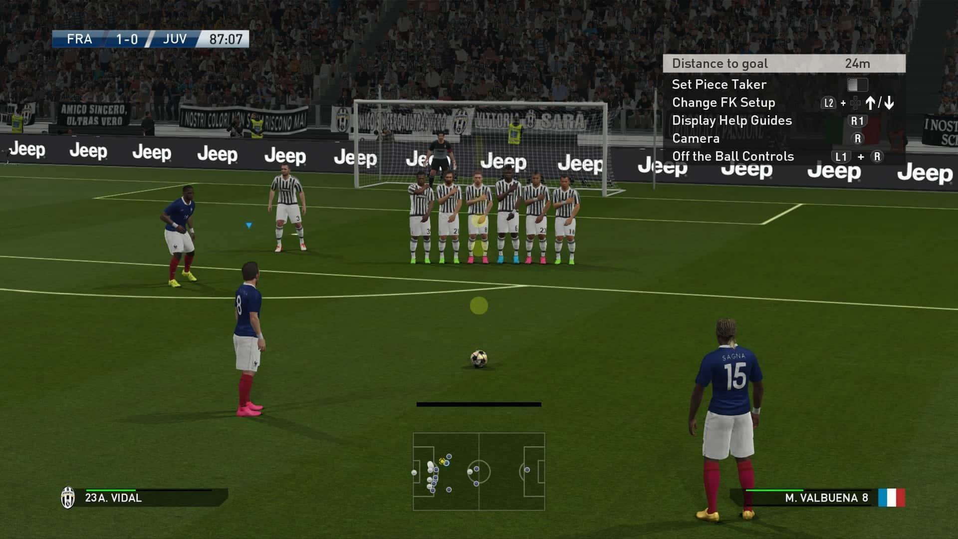 Pro Evolution Soccer 2017 télécharger et gratuit jeu pc
