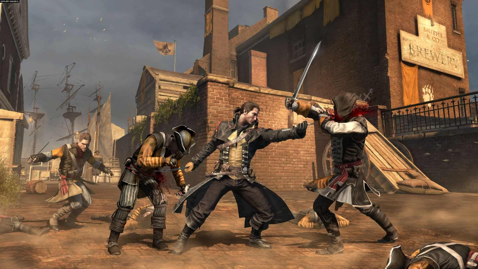 Download Assassin's Creed Rogue free