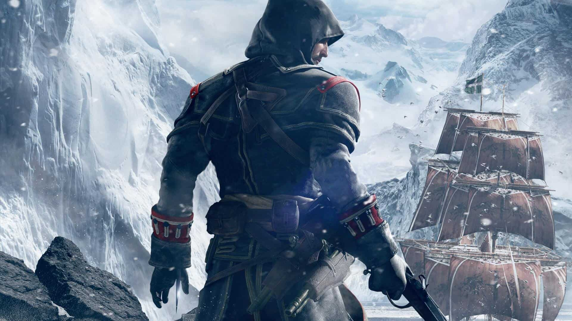 Telecharger Assassin's Creed Rogue
