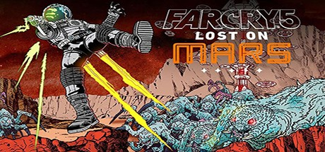 Far Cry 5 Lost on Mars jeu
