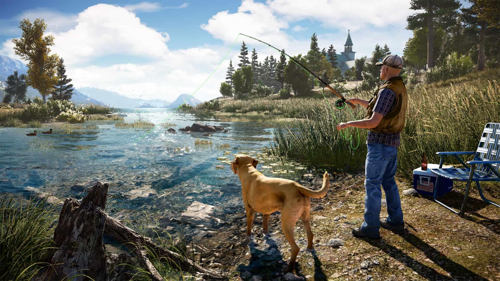 Far Cry 5 télécharger jeux pc gratuit