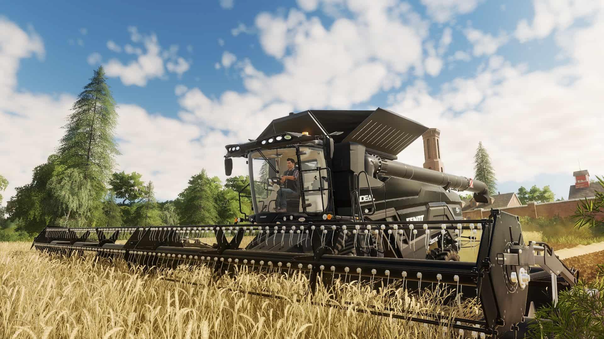 Farming Simulator 19 jeux