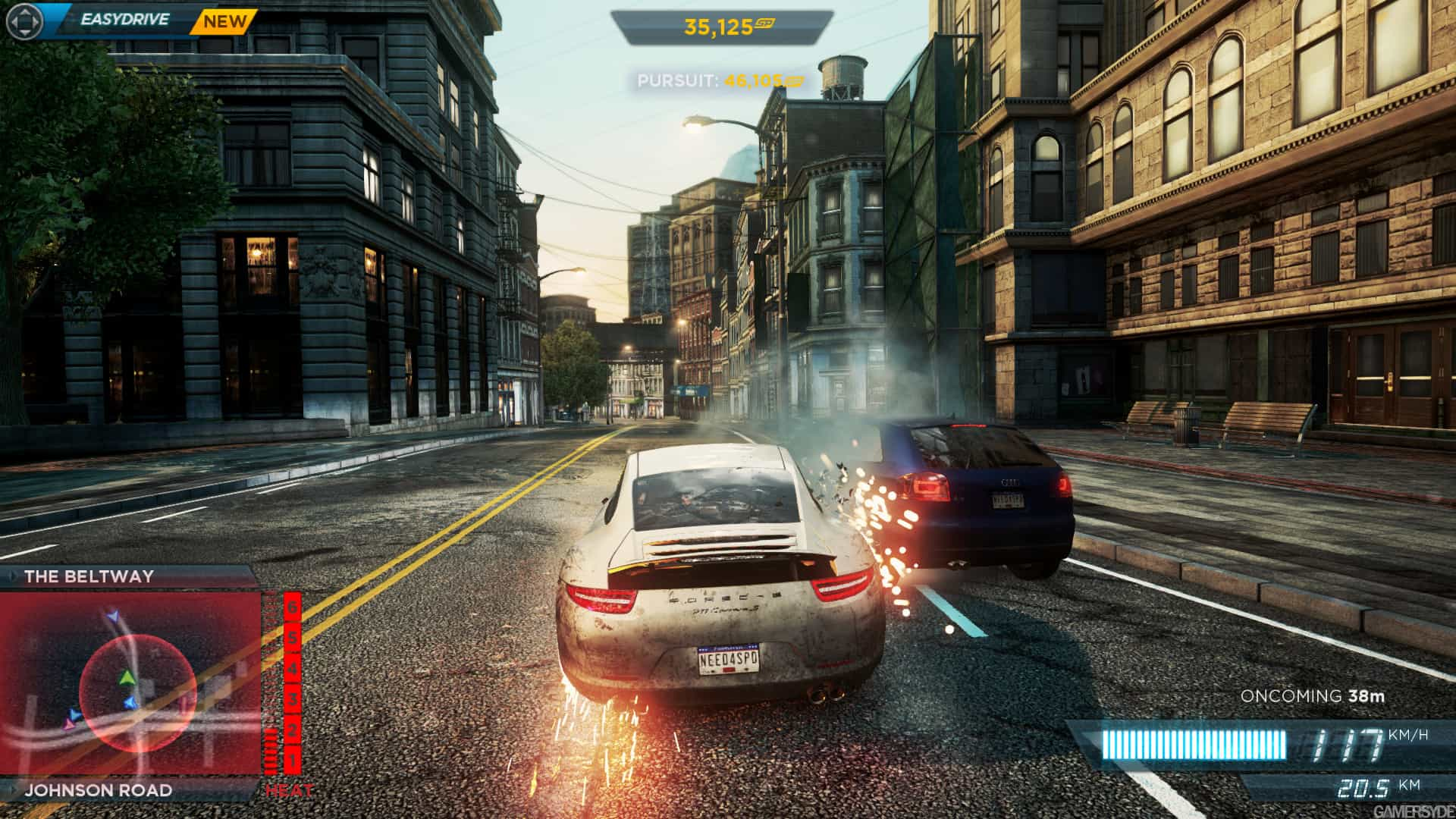 TÉLÉCHARGER NEED FOR SPEED MOST WANTED PC DEMO CLUBIC GRATUIT