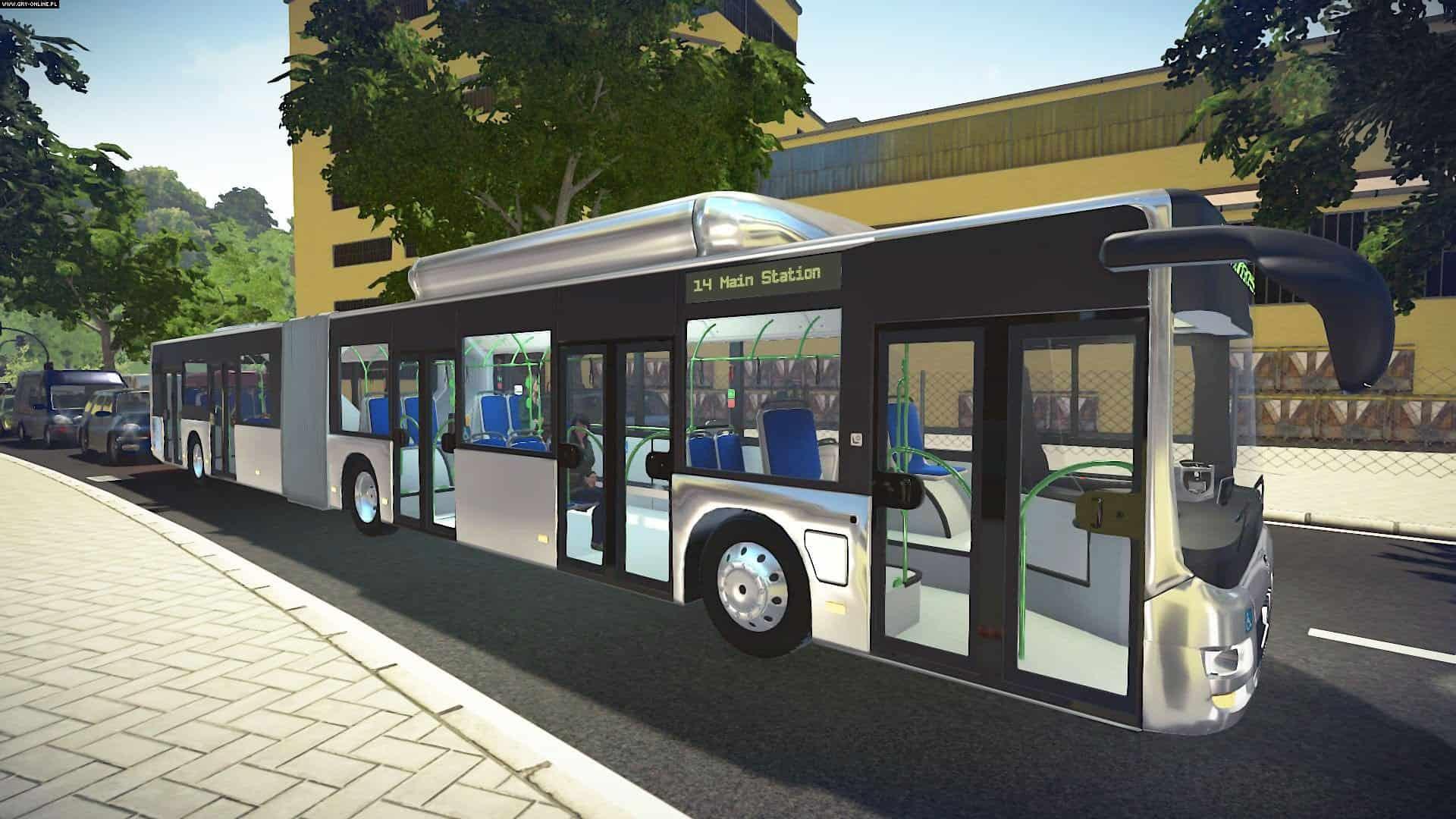 télécharger bus simulator 18