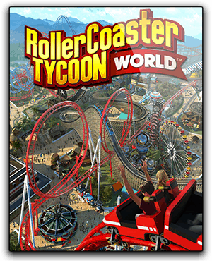 RollerCoaster Tycoon World PC Gratuit