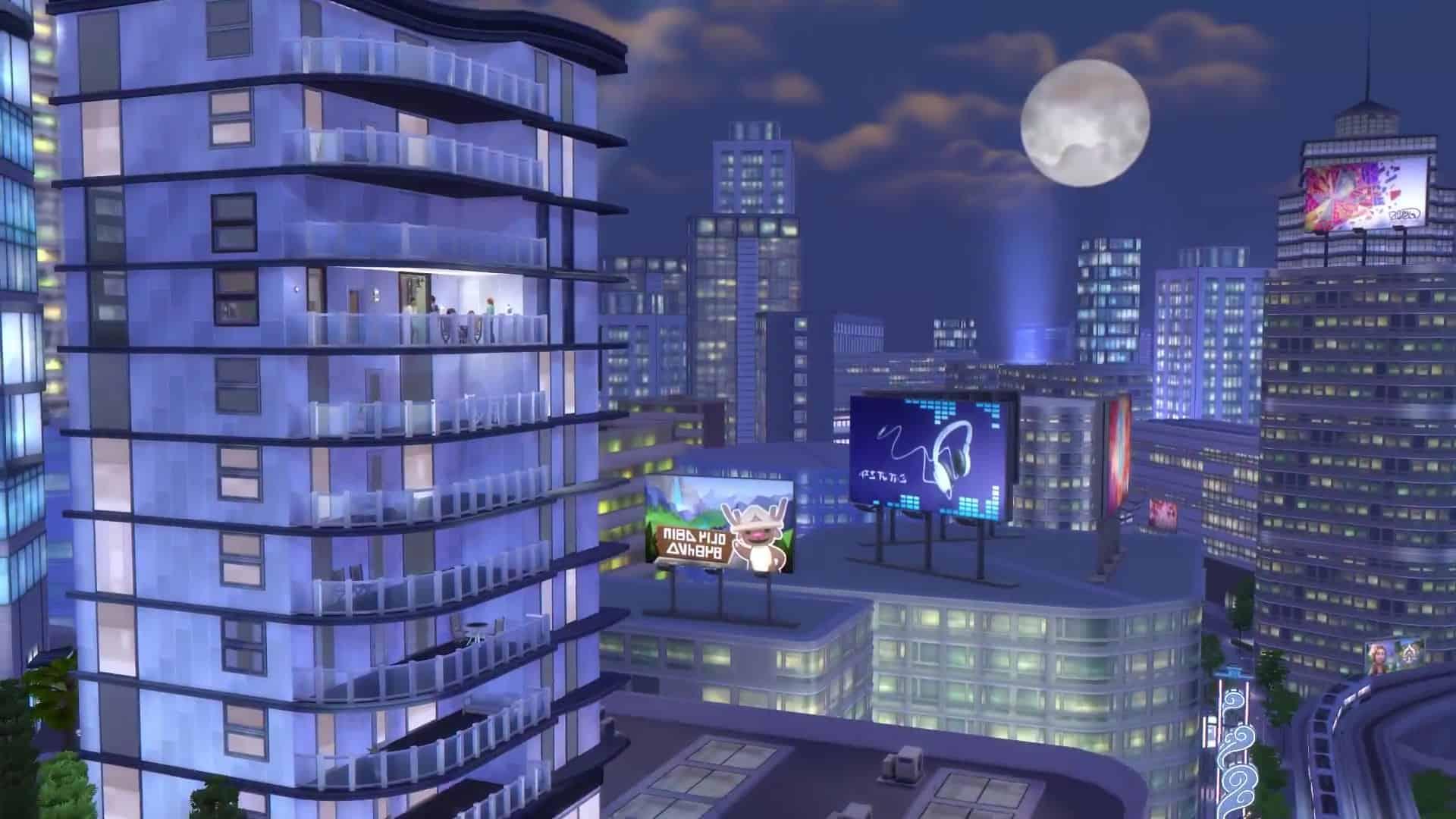Les Sims 4 Vie citadine