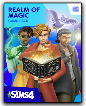 Les Sims 4 Monde Magique