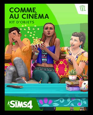 Les Sims 4 Comme au cinéma