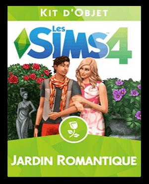 Les Sims 4 Jardin Romantique