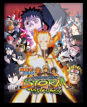 Naruto Shippuden Ultimate Ninja Storm Révolution