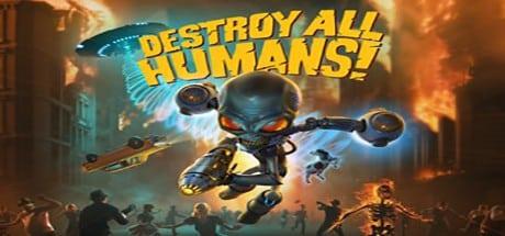 Destroy All Humans Remake