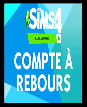 Les Sims 4 Paranormal